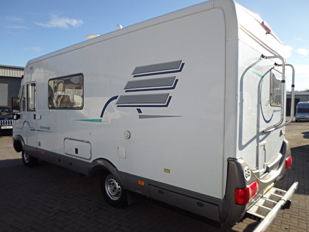"""d6b1b46ade Previous  Next. Description  Specifications  Request Information. """"HYMER  MERCEDES AUTOMATIC. """""""